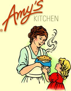 Organics - Amys Kitchen : Natural and Organic - This company has a great line of vegetarian products.