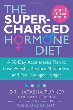 The Supercharged Hormone Diet: A 30-Day Accelerated Plan to Lose Weight, Restore Metabolism and Feel Younger Longer « Library User Group