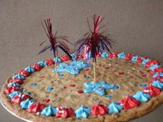 My Sweet Creations: Fourth of July Dessert Ideas