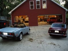 Pistonheads Garage, Carport Garage, Garages, Car Garage, Carriage House