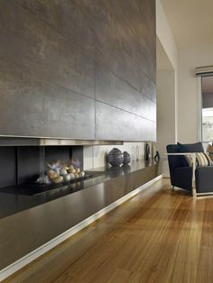 The Horizon Cantilever features a low profile design, ensuring a stunning presence in your home. It offers the radiant glow and ambient warmth of a real fire. Cantilevered off the wall to create stunning feature, the Cantilever 700, 1100 or 1400 logs, coal or pebble with its hidden gas control technology will make the perfect centrepiece fireplace feature.