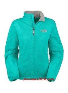The North Face Womens Osito Jacket Borealis Blue
