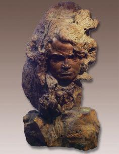 Ceramic Figures, Driftwood Art, Natural Forms, Lion Sculpture, Museum, Statue, Artist, Russia, Portraits