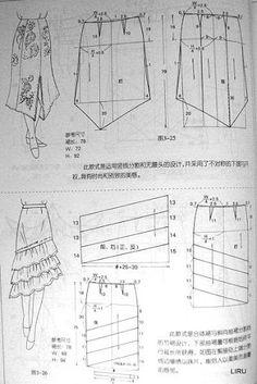 faldas - Carolincik Lazar - Álbumes web de Picasa