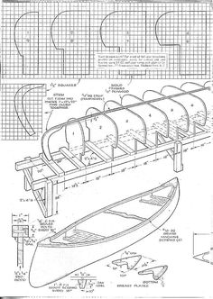 "- Free Boat Plans From ""Science and Mechanics"" Magazines - Free Boat Plans From ""Science and Mechanics"" Magazines Wooden Boat Building, Wooden Boat Plans, Boat Building Plans, The Plan, How To Plan, Wood Canoe, Canoe Boat, Canoe Camping, Boat Dock"