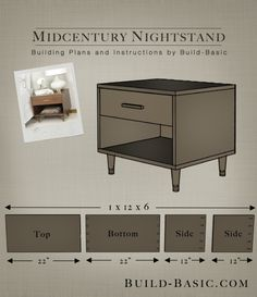Build a Midcentury N
