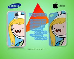 Adventure Time Fionna Case for iPhone 4/4S iPhone by KuntiDesign, $16.00