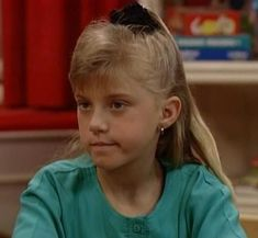 """9 Ways You're Being Rude Without Realizing It. If you're doing something that would prompt Stephanie Tanner to say """"How rude,"""" then you should probably stop doing it. Stephanie Tanner Full House, Fuller House, One Liner, Bad Hair Day, Summer Kids, Dj, Children, Celebrities, Face"""