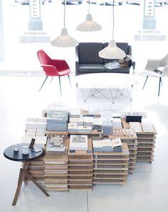 Boekentoontafel, ja!