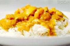 Карри с курицей: рецепт от шеф-повара Мишеля Ломбарди
