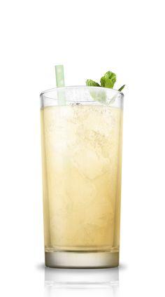 Gin, Apple & Elderflower Cocktail