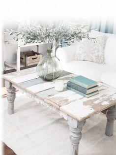 Rustykalny stolik