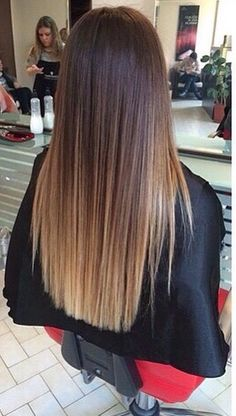 Image about hair in cabello 💇 by Paty Galindo Balayage Straight Hair, Brown Hair Balayage, Hair Color Balayage, Hair Highlights, Ombre Hair Color For Brunettes, Bilage Hair, Cabelo Ombre Hair, Blonde Hair Looks, Pinterest Hair
