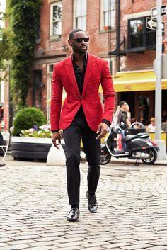 5418d81564e 12 Haitian Designers You Should Know. Black Men In SuitsBlack ...