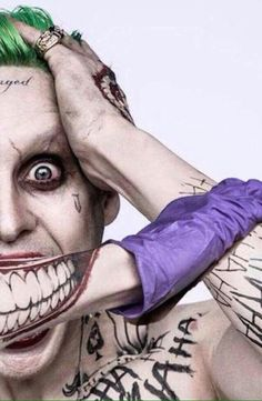 Jared Leto pulls it off very nicely