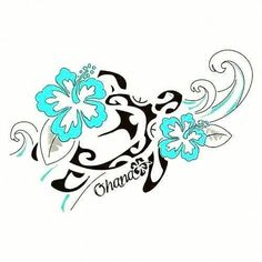 hawaiian tattoos and what they mean Hawaii Tattoos und was sie bedeuten Hawaii Tattoos, Ocean Tattoos, Body Art Tattoos, Tatoos, Seashell Tattoos, Hawaiian Turtle Tattoos, Tribal Turtle Tattoos, Turtle Tattoo Designs, Hawaiian Tattoo Meanings