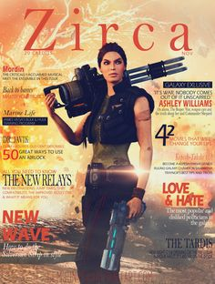 Zirca Magazine November Issue by elmjuniper