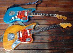 jagzzzzzzzz by Harvester Guitars, via Flickr