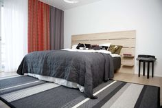 Fabulous Laituri wool carpet is stylish anywhere Wool Carpet, Rugs On Carpet, Rugs In Living Room, Interior Design, Bedroom, Furniture, Villa, Interiors, Stylish
