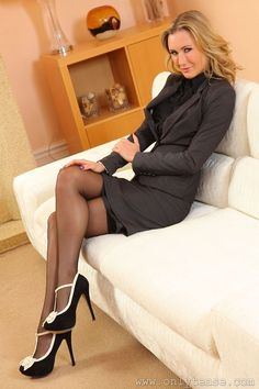Wearing Pantyhose No Site 115