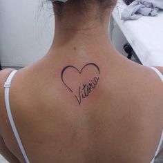 Pretty Small Simple meaningful tattoos for Women. Temporary and Permanent awesome Tattoo ideas for women. look unique with these small meaningful tattoos. Mama Tattoos, Baby Name Tattoos, Body Art Tattoos, Sleeve Tattoos, Faith Tattoos, Name With Crown Tattoo, Heart Tattoos With Names, Family Tattoo Designs, Henna Tattoo Designs