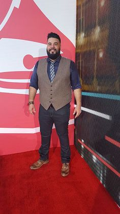 736437539014 Chuey Martinez at the Latin Grammys Large Men Fashion