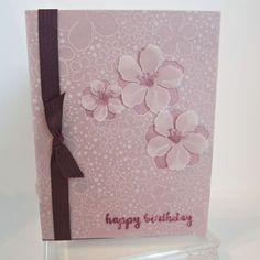 Your place to buy and sell all things handmade Card Card, Happy Birthday Cards, Ribbon Bows, White Envelopes, Card Sizes, Paper Design, Hand Stamped, Different Colors, Overlays