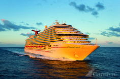 We're going to experience The Carnival Magic round #2 in Oct 2014!   Aboard the Carnival Magic- Ports of Call:  Key West, FL; Freeport, The Bahamas; Nassau, The Bahamas