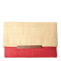 Mar Y Sol Foldover Clutch