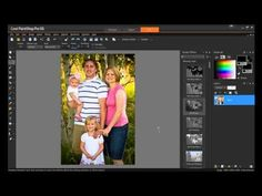 How to Change a Photo Background with Fine Detail - Corel Discovery Center