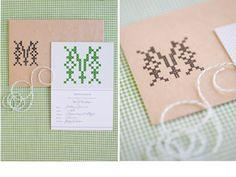 Invitaciones de punto de cruz | Wefreebies http://www.wefreebies.com/invitaciones-de-punto-de-cruz/