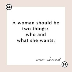 Sydne Style shares the best quotes for international womens day from coco chanel quotes inspire inspirationalquotes motivation chanel 124623114672512414 Inspirational Quotes For Women, Motivational Quotes, International Womens Day Quotes, International Women's Day, Cute Quotes, Best Quotes, Coco Chanel Quotes, Empowerment Quotes, Prayer Quotes
