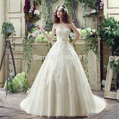 Aliexpress.com : Buy 2016 Ball Gowns Real Photo Wedding Dresses Brautkleid Sweetheart Court Train Lace Up Applique Wedding Gowns Vestido De Novia from Reliable gown clothes suppliers on Suzhou Relia Wedding&Event  | Alibaba Group