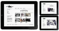 Neue Clothing on the Behance Network