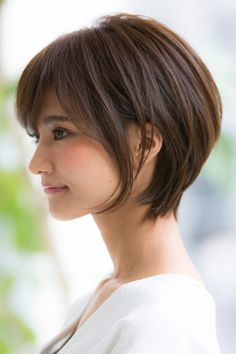 56 Gorgeous Short Hairstyles for Women 2020 56 Gorgeous Short Hairstyles for Women 2020 Short Layered Haircuts, Short Hairstyles For Thick Hair, Short Straight Hair, Short Hair With Layers, Short Hair Cuts, Gorgeous Hairstyles, Hair Evolution, Shot Hair Styles, Brown Blonde Hair