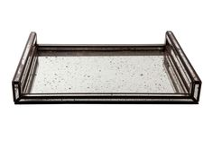 Mirrored serving tray from Becara Shop My, Good Things, Love, Home Decor, Accent Pieces, Style, Amor, Home Interior Design
