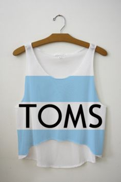 Toms shirt from fresh tops Summer Outfits, Cute Outfits, Summer Clothes, Beautiful Outfits, Fresh Tops, This Is Your Life, Cardigan, Cute Shirts, Awesome Shirts