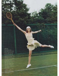 tennis is vogue - Google Search