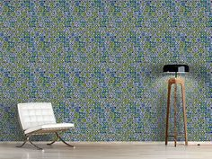 Design #Tapete Frisches Crossover Mosaik