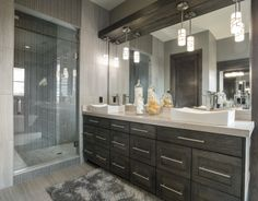 Lane Myers Construction Custom Home Builder Utah ParksCustom BuildersCustom HomesPark CityBathroom