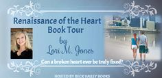 The Book Review: RENAISSANCE OF THE HEART BY LORI M. JONES- BOOK TO...