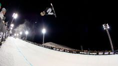 Shaun White throws down snowboarding's first perfect score on his VICTORY LAP! I need to go snowboarding asap.