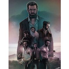 COMMENT BELOW IF YOU STILL HAVEN'T SEEN THIS DAMN MOVIE.  who feels my pain ? #LOGAN