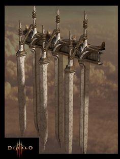 Diablo 3 Assets, David Lesperance on ArtStation at https://www.artstation.com/artwork/diablo-3-assets-cd593908-87d9-4f23-b4e6-d0cd1cd60de6