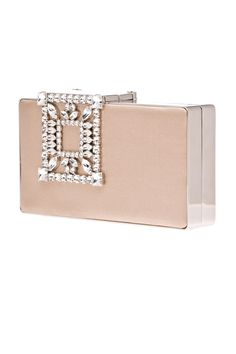 Manolo Blahnik Branches Out Into Bags With This Jewel Encrusted Clutch Collection