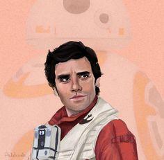 Poe Dameron by me!