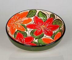 bowl, crockery, tableware, handmade, handpainted, ceramic, artesanía, alfarería, cerámica, vajilla, pintada a mano