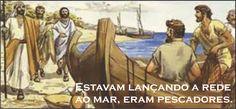 Pescadores de homens.   Blog do Eli de Macedo