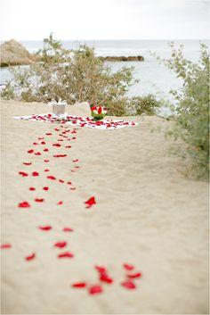 Proposal at Terranea Resort in Rancho Palos Verdes, CA | Stacee Lianna Photography