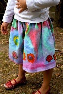 Tye Dye with Markers